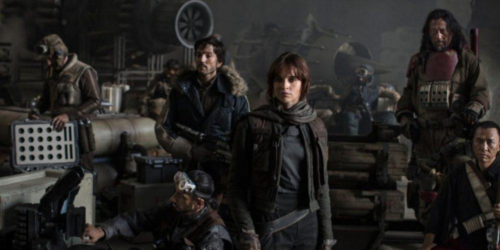 Трейлер «Звёздные войны: Изгой»