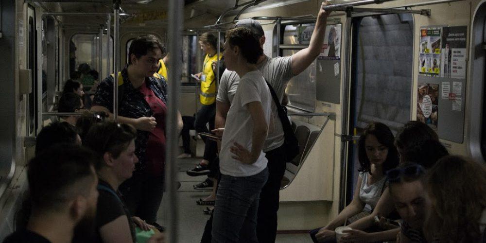 Первая станция, которая откажется от жетонов, станет «Кловская»