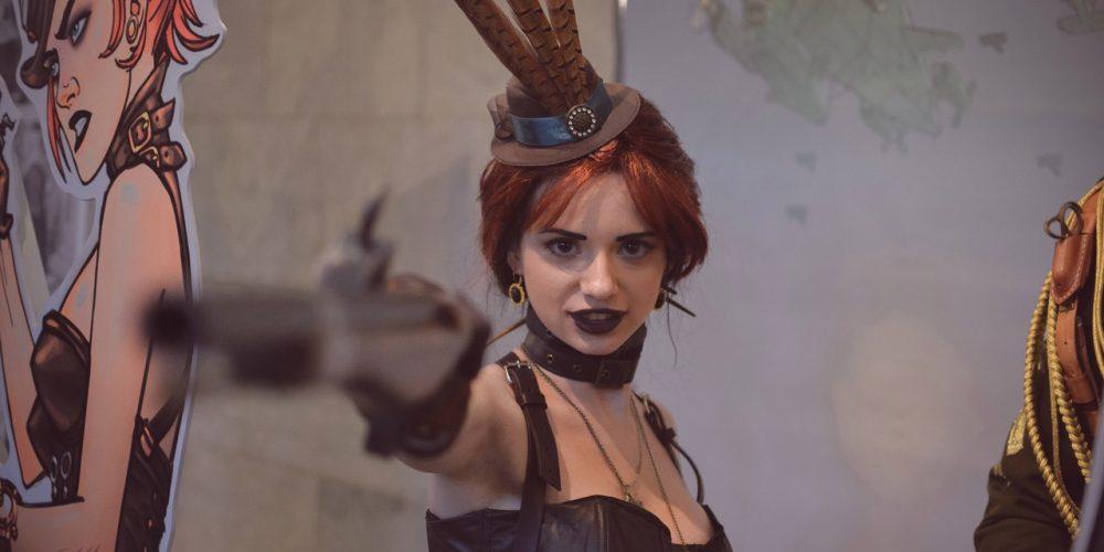 Фото с Kyiv Comic Con 2017