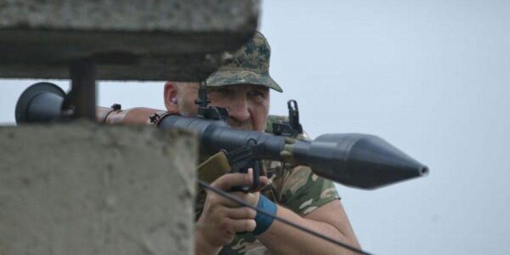 Большой фотопост с хронологией событий в Луганске (ноябрь'13-июнь'14)