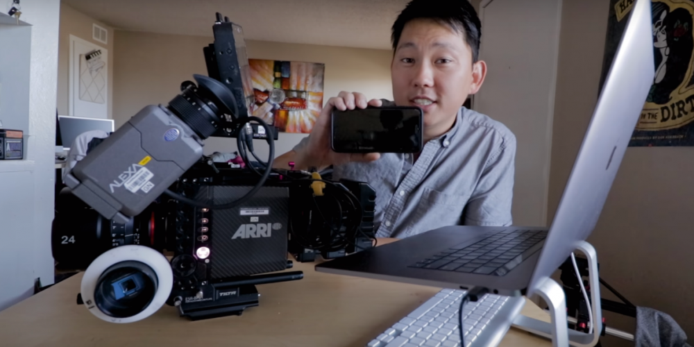 iPhone 7 Plus или профессиональная камера за $82,000?