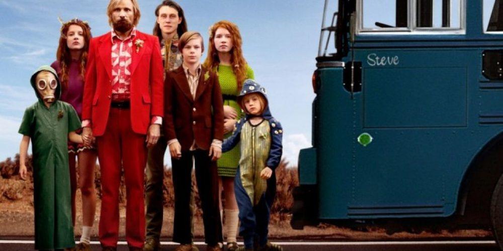 """Семья купила автобус из фильма """"Капитан Фантастик"""""""