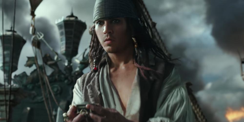 """Новый трейлер """"Пиратов Карибского моря"""""""