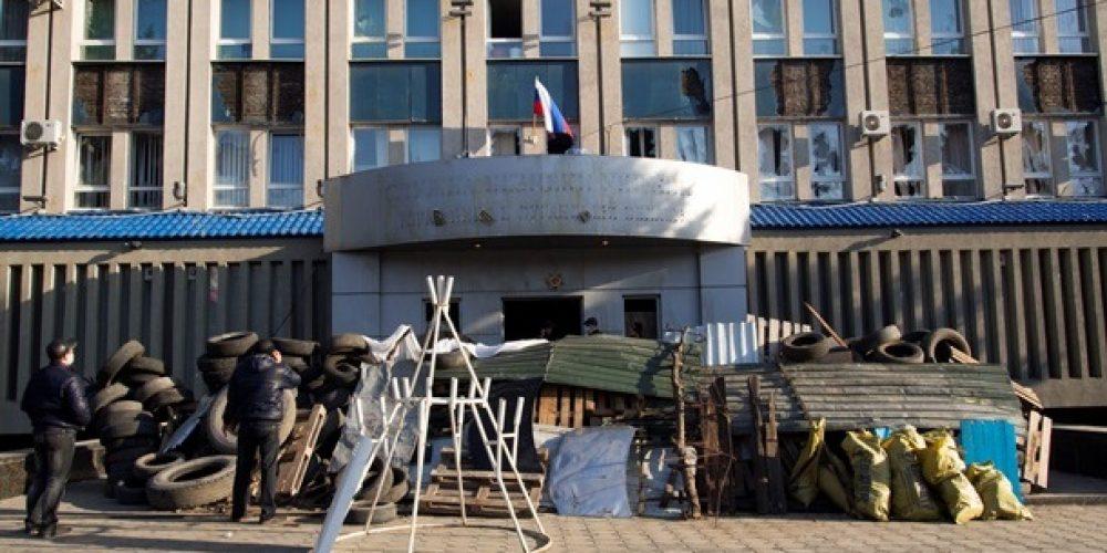 Что на самом деле произошло на СБУ в Луганске