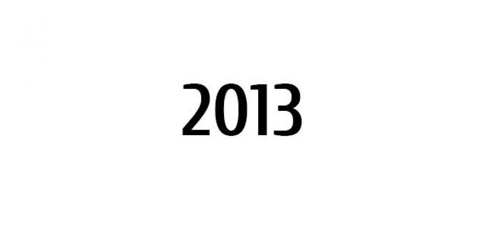 Защищено: Итоги 2013 года