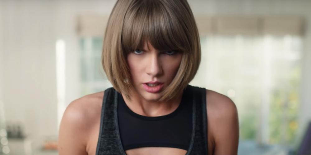 Тейлор Свифт в рекламе Apple Music