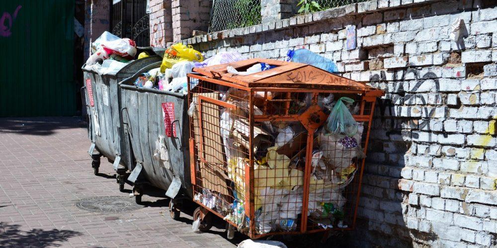 Прогулка по Киеву: негатив