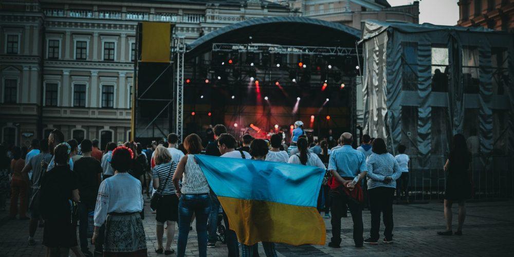 День флага в Киеве