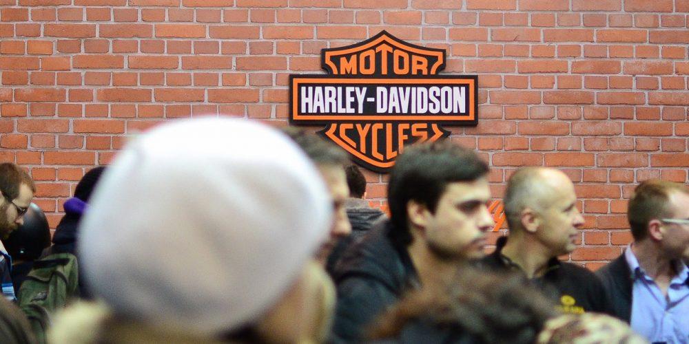 Рекламный ролик Harley Davidson Inner child