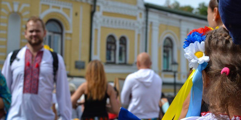 День Независимости Украины. Киев. [Фото/Видео]