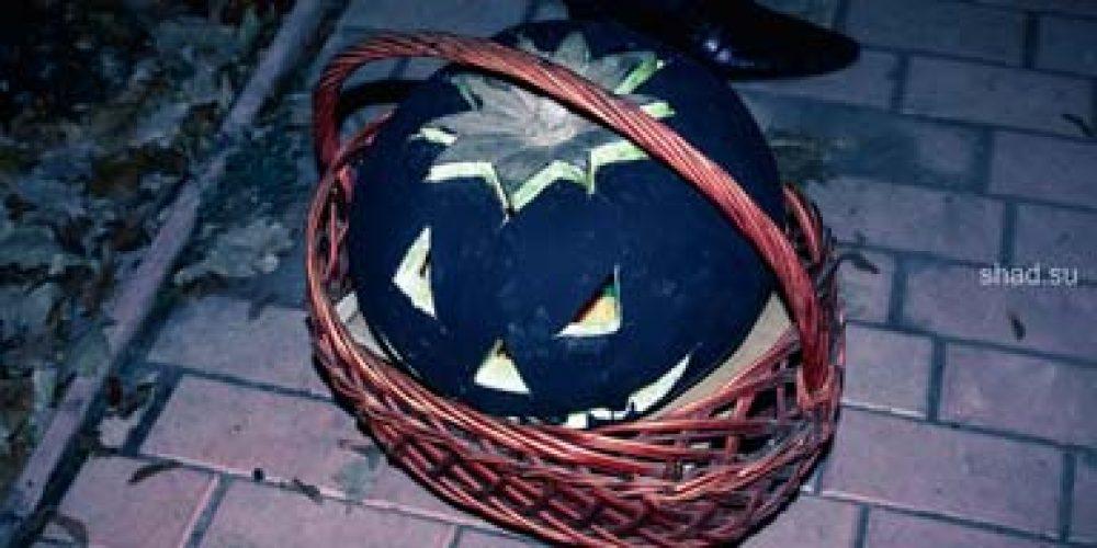 Halloween в Луганске