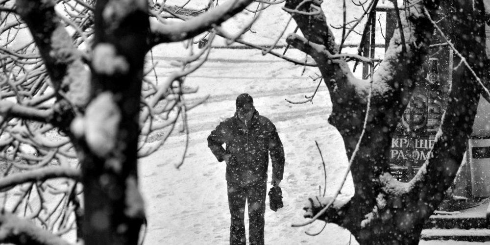 Cold walking
