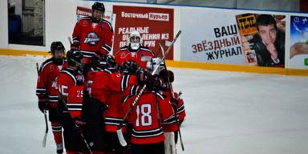 Хоккей в Луганске