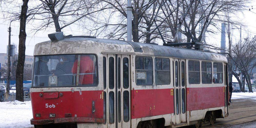 Киевпастранс – мы из любого транспорта сделаем непригодное говно
