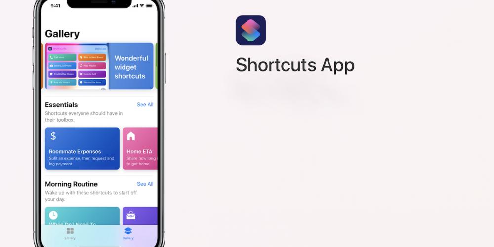 Apple выпустили приложение Команды (Siri Shortcuts) в App Store